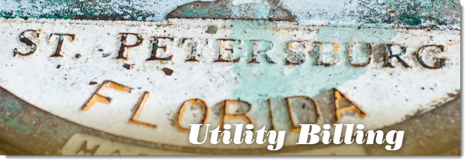 st. pete utilities
